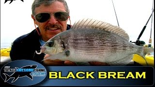 Download How to catch Black Bream - The Totally Awesome Fishing Show Video