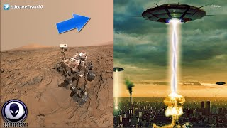 Download Alien Invasion By 2017? Giant UFO On Mars, Sun-Diving Comets & More! 8/8/16 Video