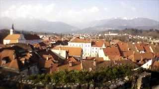 Download AR. Drone 2.0 City Tour Kamnik, Slovenia Video