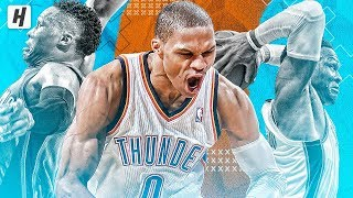 Download Russell Westbrook BEST & MOST VICIOUS Dunks of His Career! A MUST SEE MONTAGE! Video