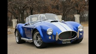 Download Shelby Cobra Superformance, Roush 427 EFI, low miles Video