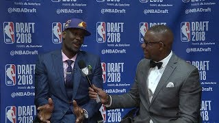 Download No. 1 pick Deandre Ayton says he's 'ready to get the work started' Video