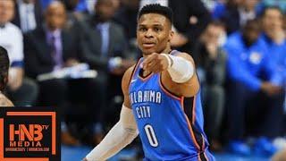 Download Utah Jazz vs Oklahoma City Thunder Full Game Highlights / Game 5 / 2018 NBA Playoff Video