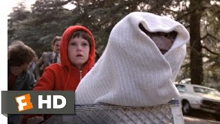 Download Ride in the Sky - E.T.: The Extra-Terrestrial (9/10) Movie CLIP (1982) HD Video