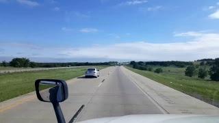Download BigRigTravels LIVE! - Tulsa to Springer, Oklahoma - Interstate 44 and 35 - April 26, 2017 Video