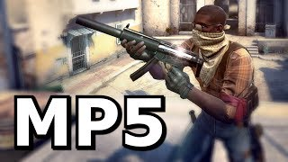 Download CS:GO's New Weapon - The MP5 Video