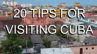 Download 20 Travel Tips For Visiting CUBA (holiday help, advice & suggestions) Video