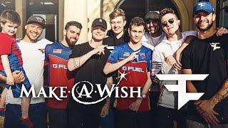 Download FaZe Clan Makes A Wish Video