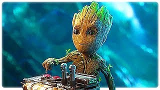 Download Guardians of the Galaxy 2 Baby Groot Best Funny Movie Clips (2017) Video