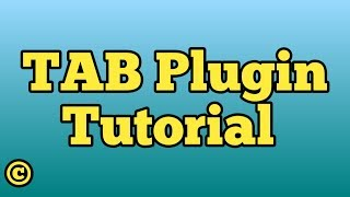 Download ✔TAB Spigot plugin Minecraft 1.8-1.12.2 Prefix and Suffix TUTORIAL Video