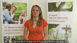 Download Why Study a Master's degree at Lund University? Video