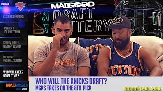 Download Who Will The Knicks Draft?? NBA Lottery says Jonathan Isaac, Frank Ntilikina, Smith Jr. or Monk Video