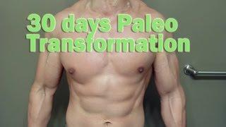 Download SAME LIGHTING - 30 Day Paleo Transformation - No Glutens, No Grains Video