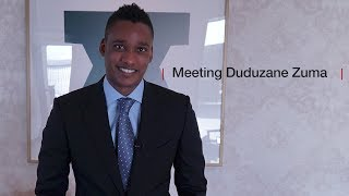 Download Duduzane Zuma: Exclusive BBC interview with the South African President's son Video