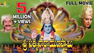 Download Sri Satyanarayana Swamy Full Movie | Suman, Krishna, Ravali, Pinky Sarkar | Sri Balaji Video Video