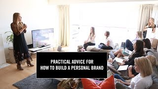 Download Practical Advice for How to Build a Personal Brand Video