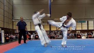 Download Highlight The 28th European Kyokushin Karate Championships. Bulgaria, 17-18.05.2014 Video