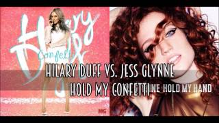 Download Hilary Duff vs. Jess Glynne - Hold My Confetti (SimGiant Mash Up) Video