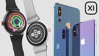 Download Exciting iPhone 11 Leaks & Round Apple Watch! Video