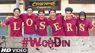 Download Woh Din Film Version | Chhichhore | Sushant,Shraddha | Pritam | Amitabh | Tushar Joshi Video