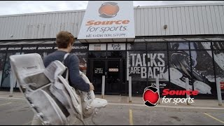 Download A Hockey Goalie Story Part 1   Source For Sports Video