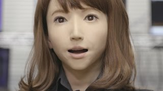 Download This Might Be the Most Life-Like (And Creepiest) Robot Ever Built Video