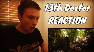 Download 13TH DOCTOR REVEAL - REACTION Video
