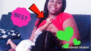 Download MY TODDLER WON'T STOP BREASTFEEDING   VLOGMAS DAY 21   HOME UPDATES Video