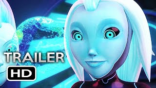 Download 3BELOW: TALES OF ARCADIA OFFICIAL TRAILER (2018) Guillermo del Toro Netflix Animated TV Series HD Video