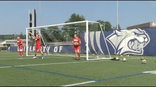 Download Women's Soccer Takes the Field Video