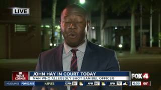 Download Accused Sanibel officer shooter expected in court Wednesday Video