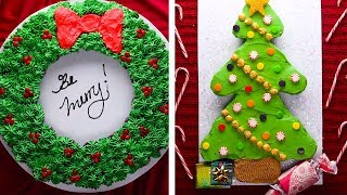 Download 7 Winter Themed Cupcake Cakes for this Holiday Season! | Christmas Dessert Recipes by So Yummy Video