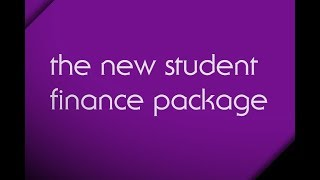 Download Student Finance Wales – the new student finance package Video