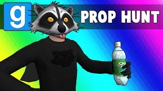 Download Gmod Prop Hunt Funny Moments - Bank Robbery Superheroes! (Garry's Mod) Video