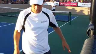 Download 2016 Nationals Men's 19+ singles final. Commentary and dodgy camera work by yours truly. Video
