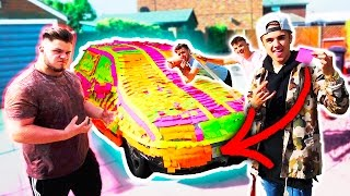 Download STICKY NOTE CAR PRANK *EXTREME* 😂 Video