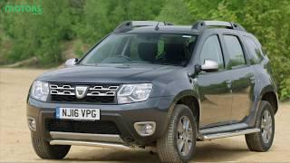 Download Motors.co.uk | Dacia Duster Review Video