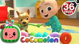 Download Bingo | +More Nursery Rhymes & Kids Songs - Cocomelon (ABCkidTV) Video