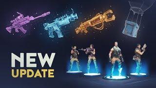 Download NEW UPDATE (Fortnite Battle Royale) Video