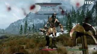 Download The Elder Scrolls V Skyrim - 22 Minute Gameplay Demo HD Video