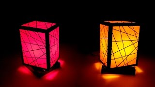 Download How to make a night lamp Video
