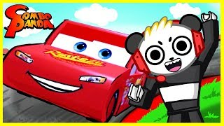 Download ROBLOX Save Lightning McQueen Cars 3 Roblox Obby Let's Play with Combo Panda Video