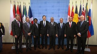 Download Conselho de Segurança da ONU elege cinco novos membros para próximo biênio Video