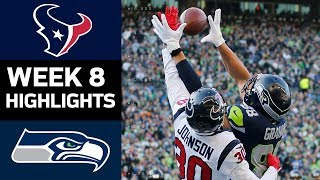 Download Texans vs. Seahawks | NFL Week 8 Game Highlights Video