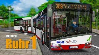 Omsi 2 | Ségrand | Ligne Citybus + mod Solaris Urbino IV Free
