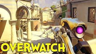 Download OVERWATCH! (Ninja / Sniper Gameplay) Video