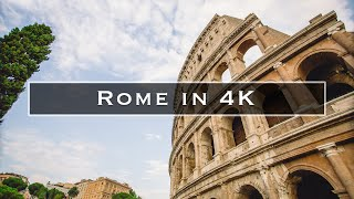 Download Rome in 4K Video