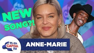 Download Anne-Marie Spills All About Lil Nas X Collab   FULL INTERVIEW   Capital Video