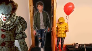 Download ″IT″ CREEPY BALLOON PRANK ON BIG BROTHER! Video