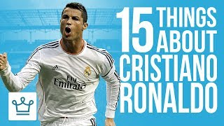Download 15 Things You Didn't Know About Cristiano Ronaldo Video